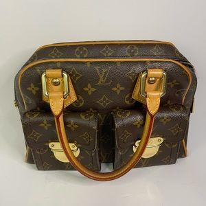 Louis Vuitton Manhattan Pm Bag